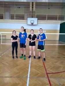 badminton puchary