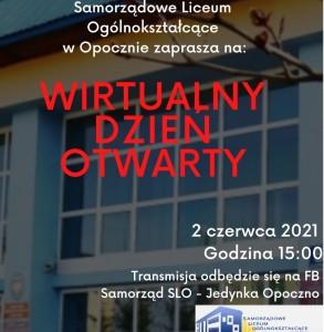 wirtualny dzień otwarty