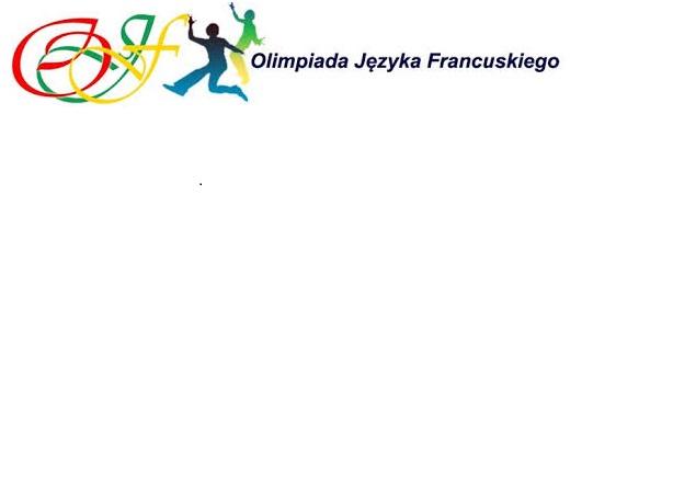olimpiada j. francuski